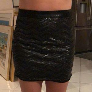 Sequin LF skirt